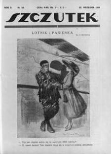 Szczutek, 1919, R. 2, nr 38