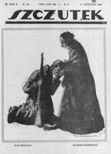 Szczutek, 1919, R. 2, nr 44