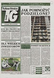 Trybuna Górnicza, 1998, nr33