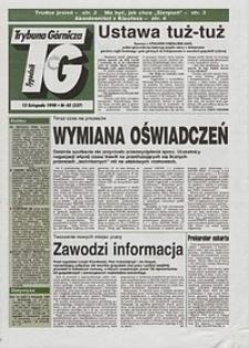 Trybuna Górnicza, 1998, nr45