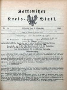 Kattowitzer Kreisblatt, 1905, nr35