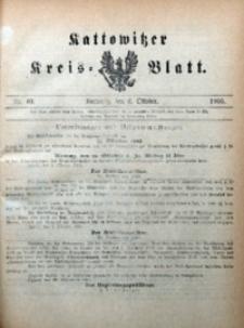Kattowitzer Kreisblatt, 1905, nr40