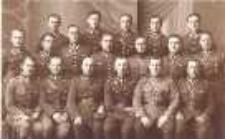 Kołomyja. Oficerowie 11 Dyzwizji Piechoty przy 49 Pułku, 1930 r.