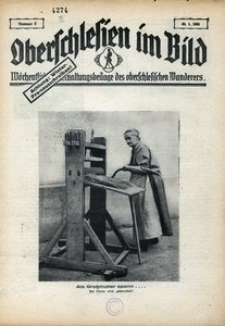Oberschlesien im Bild, 1931, nr 5
