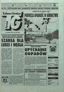 Trybuna Górnicza, 1996, nr22