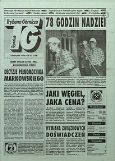 Trybuna Górnicza, 1996, nr32