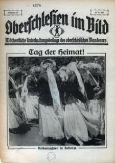 Oberschlesien im Bild, 1931, nr 37
