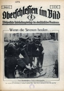 Oberschlesien im Bild, 1931, nr 41