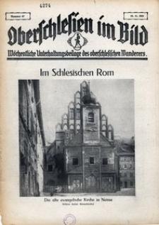 Oberschlesien im Bild, 1931, nr 47