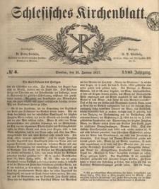 Schlesisches Kirchenblatt, 1857, Jg. 23, nr 4