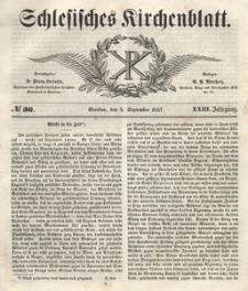 Schlesisches Kirchenblatt, 1857, Jg. 23, nr 36