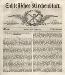 Schlesisches Kirchenblatt, 1857, Jg. 23, nr 40