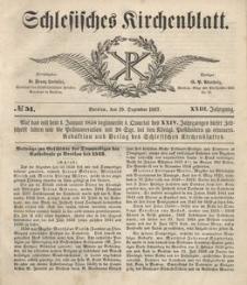 Schlesisches Kirchenblatt, 1857, Jg. 23, nr 51