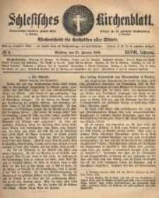 Schlesisches Kirchenblatt, 1882, Jg. 48, nr 4