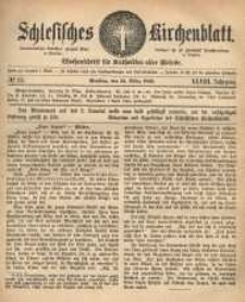 Schlesisches Kirchenblatt, 1882, Jg. 48, nr 12