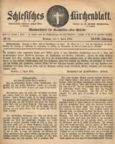 Schlesisches Kirchenblatt, 1882, Jg. 48, nr 14