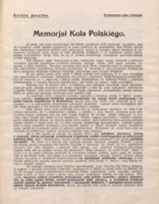 Memoriał Koła Polskiego