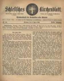 Schlesisches Kirchenblatt, 1883, Jg. 49, nr 14