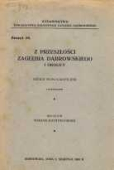 Z przeszłości Zagłębia Dąbrowskiego i okolicy, 1931, T. 1, z. 16