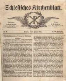 Schlesisches Kirchenblatt, 1856, Jg. 22, nr 1