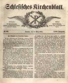 Schlesisches Kirchenblatt, 1856, Jg. 22, nr 11
