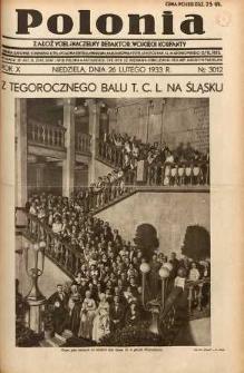 Polonia, 1933, R. 10, nr 3012