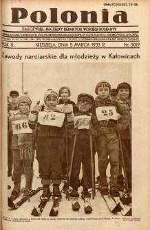 Polonia, 1933, R. 10, nr 3019
