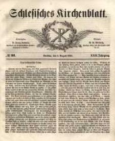 Schlesisches Kirchenblatt, 1856, Jg. 22, nr 31