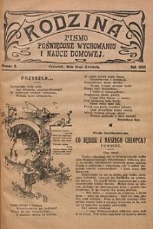 Rodzina, 1909, nr8