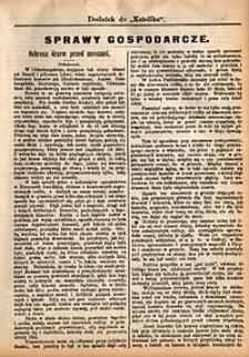 Sprawy Gospodarcze, 1892, nr2