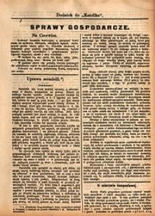Sprawy Gospodarcze, 1892, nr6