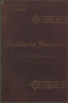 Encyklopedja staropolska ilustrowana. T. 3