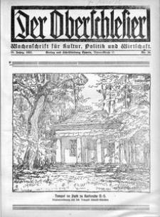 Der Oberschlesier, 1921, R. 3, nr 14