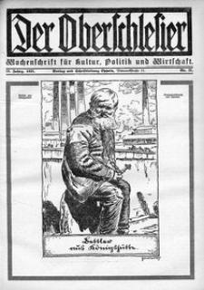 Der Oberschlesier, 1921, R. 3, nr 21