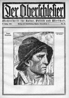 Der Oberschlesier, 1921, R. 3, nr 32