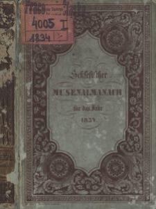 Schlesischer Musenalmanach für das Jahr 1834, 7. Jg.