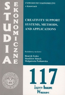 Creativity support systems, methods, and applications
