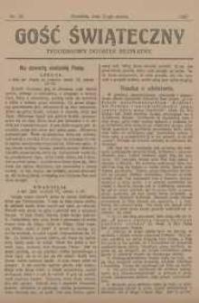 Gość Świąteczny, 1923, nr 10
