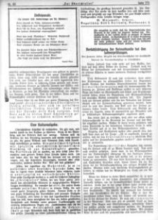 Der Oberschlesier, 1921, Jg. 3, Nr. 45