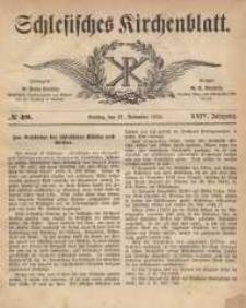 Schlesisches Kirchenblatt, 1858, Jg. 24, nr 48