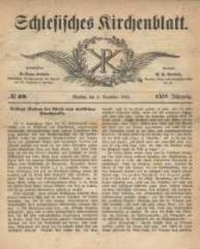Schlesisches Kirchenblatt, 1858, Jg. 24, nr 49