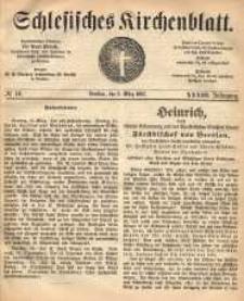 Schlesisches Kirchenblatt, 1867, Jg. 33, nr 10