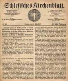 Schlesisches Kirchenblatt, 1867, Jg. 33, nr 13