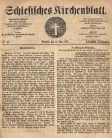 Schlesisches Kirchenblatt, 1867, Jg. 33, nr 21