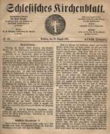 Schlesisches Kirchenblatt, 1867, Jg. 33, nr 34