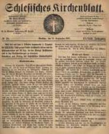 Schlesisches Kirchenblatt, 1867, Jg. 33, nr 38