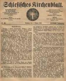 Schlesisches Kirchenblatt, 1867, Jg. 33, nr 40