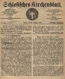 Schlesisches Kirchenblatt, 1867, Jg. 33, nr 52