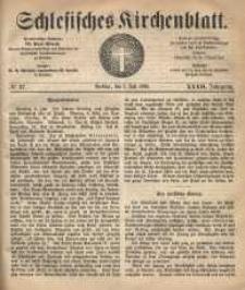 Schlesisches Kirchenblatt, 1866, Jg. 32, nr 27