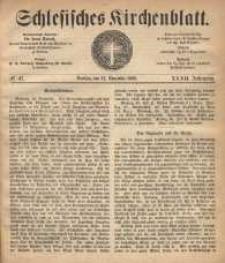 Schlesisches Kirchenblatt, 1866, Jg. 32, nr 47